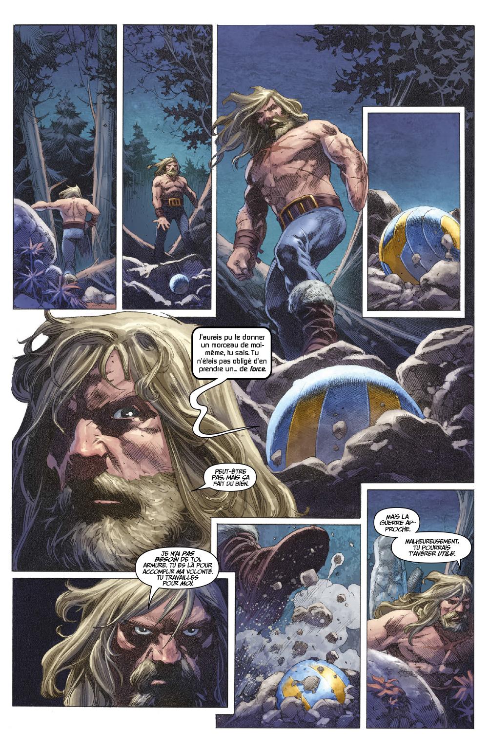 Extrait n°9 du comics tome 1 par Matt Kindt
