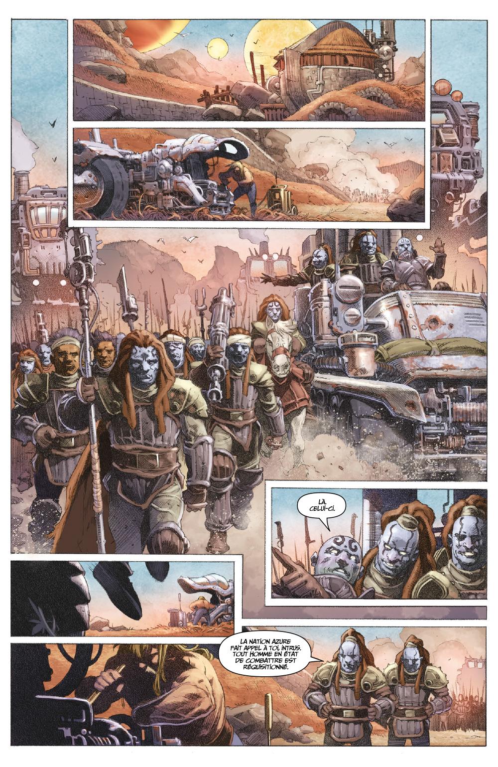 Extrait n°10 du comics tome 1 par Matt Kindt
