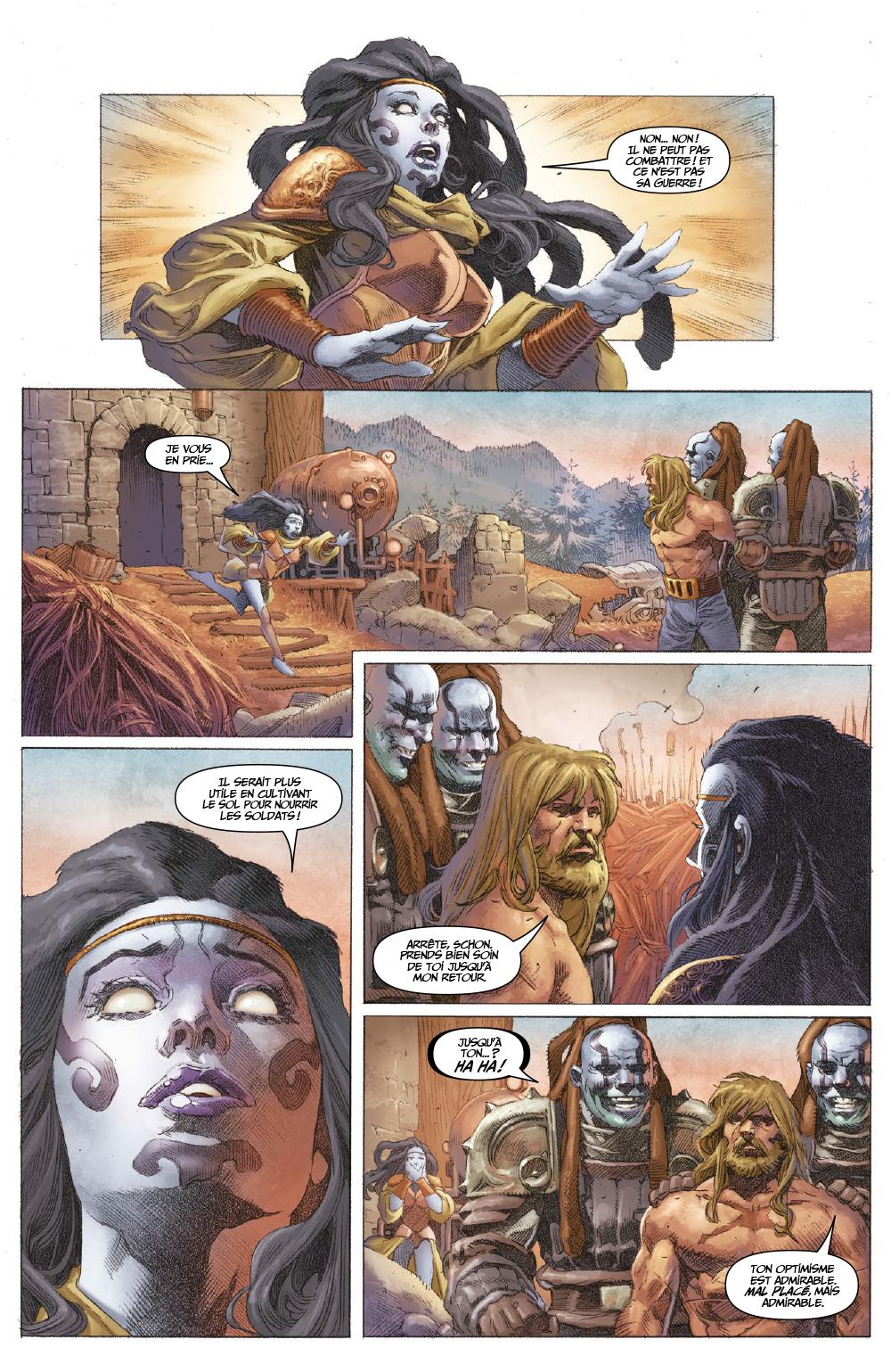 Extrait n°12 du comics tome 1 par Matt Kindt