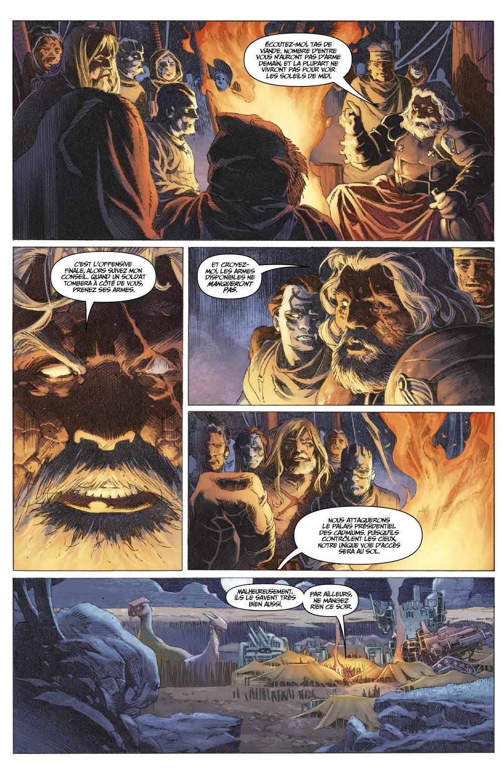 Extrait n°14 du comics tome 1 par Matt Kindt