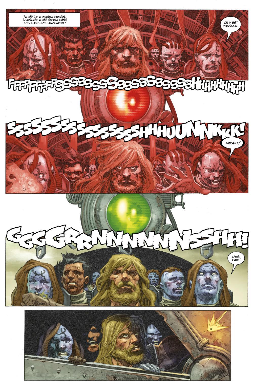Extrait n°15 du comics tome 1 par Matt Kindt