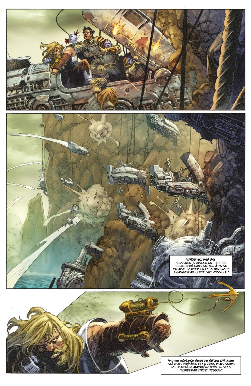Extrait n°16 du comics tome 1 par Matt Kindt