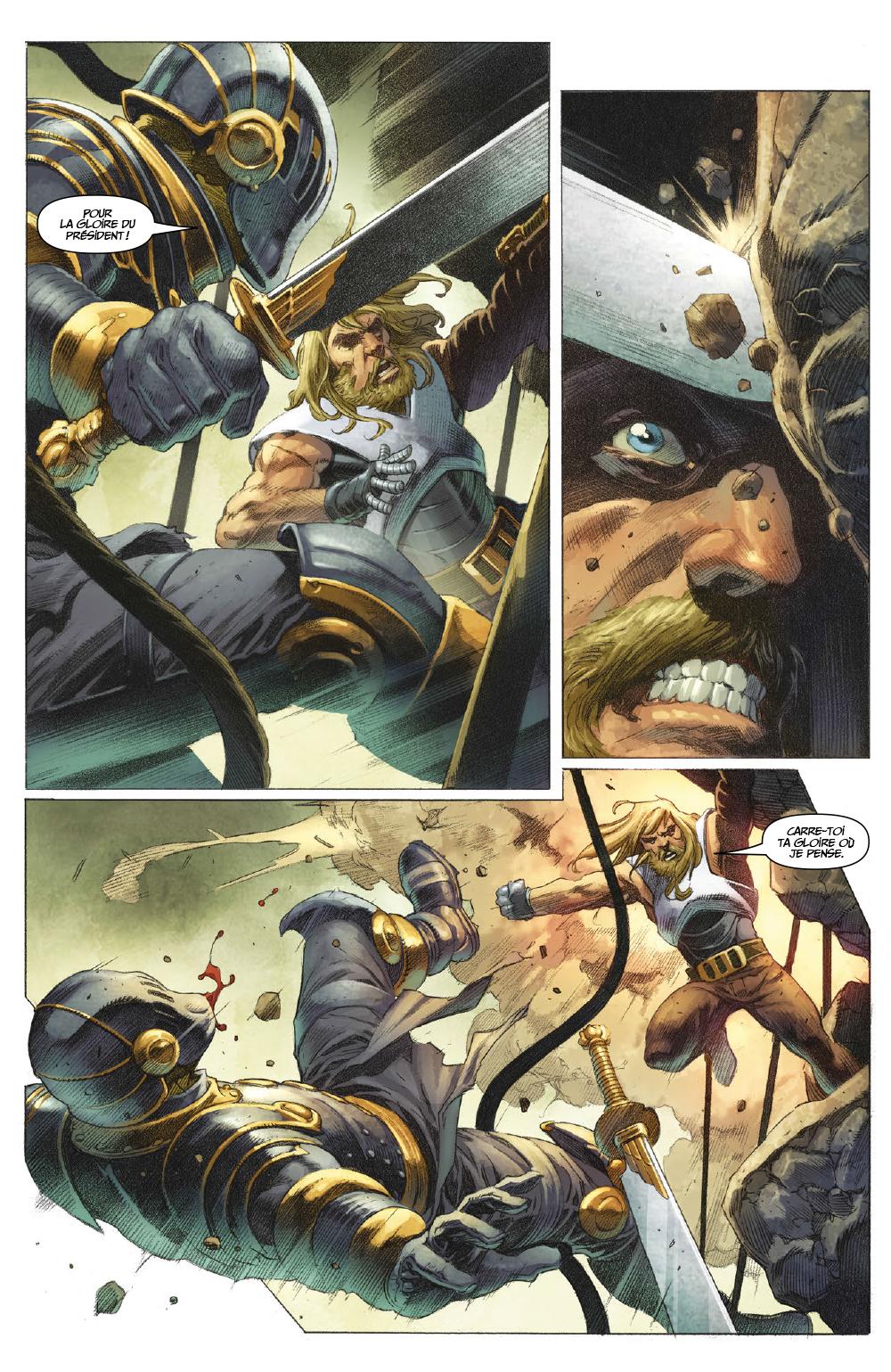 Extrait n°19 du comics tome 1 par Matt Kindt