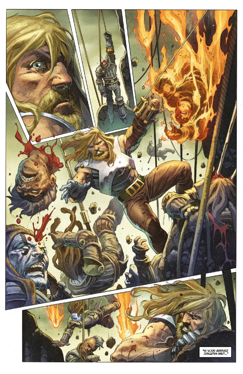 Extrait n°20 du comics tome 1 par Matt Kindt