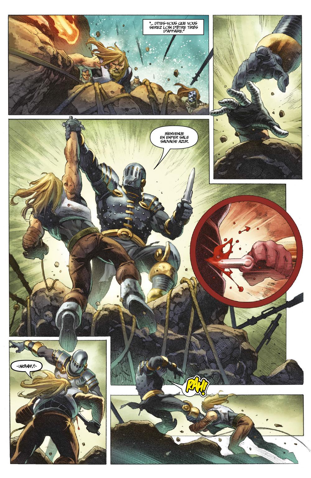 Extrait n°21 du comics tome 1 par Matt Kindt