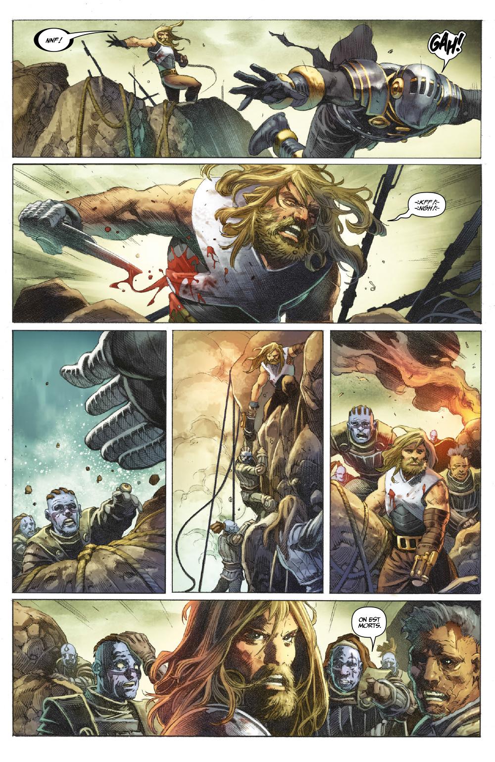 Extrait n°22 du comics tome 1 par Matt Kindt