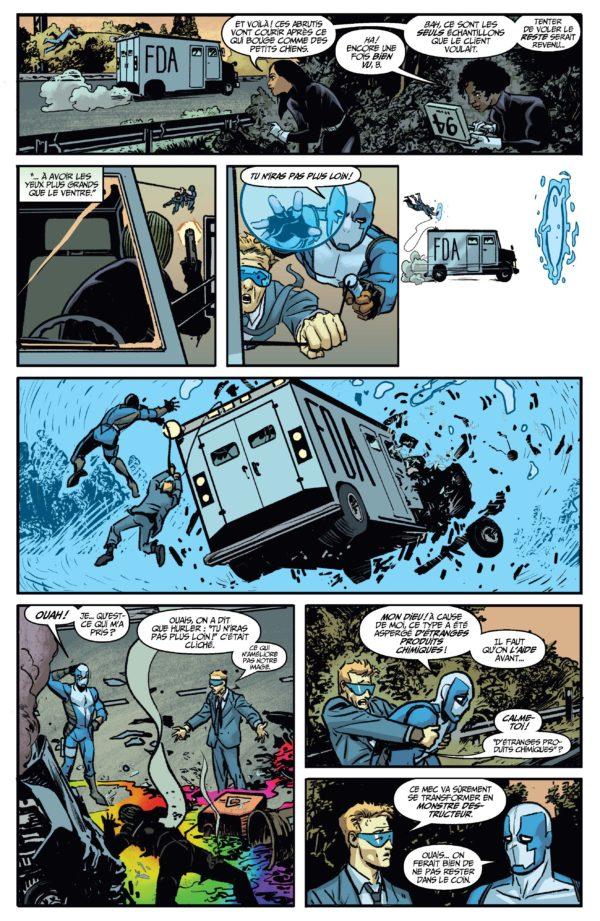 Extrait n°5 du comics Quantum and Woody Must Die ! par James Asmus