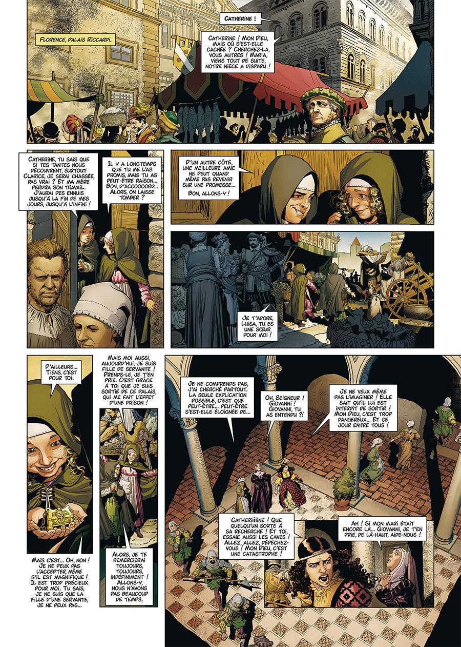 Extrait n°4 de la bd tome 1 par Arnaud Delalande