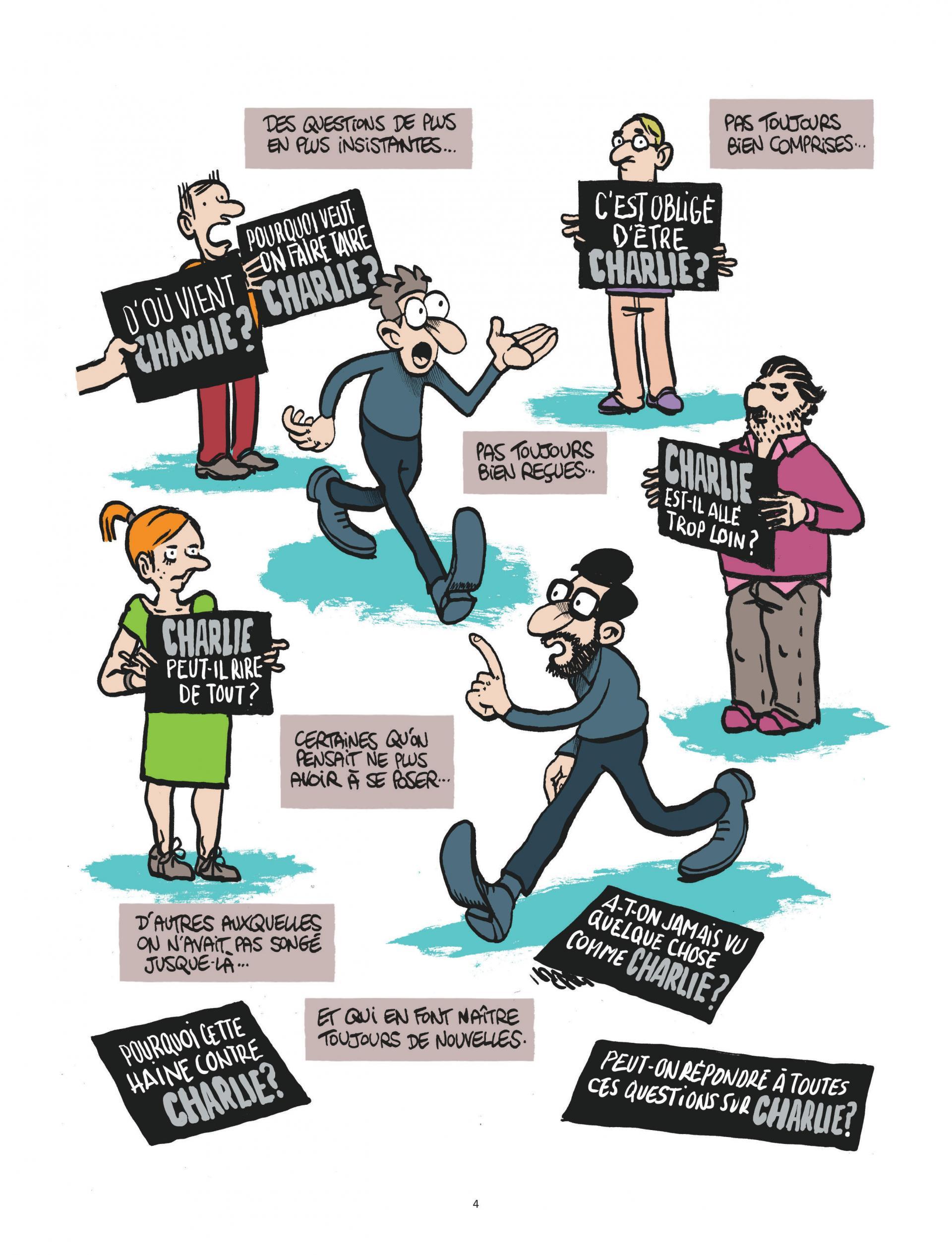 Le Pouvoir de la Satire