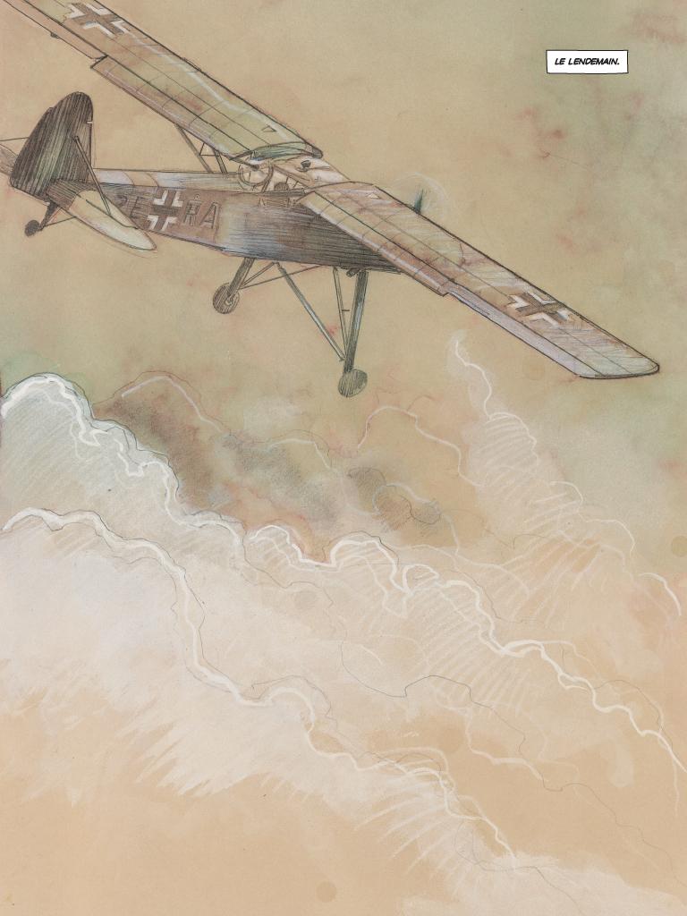 Extrait n°5 de la bd Wannsee par Fabrice Le Hénanff