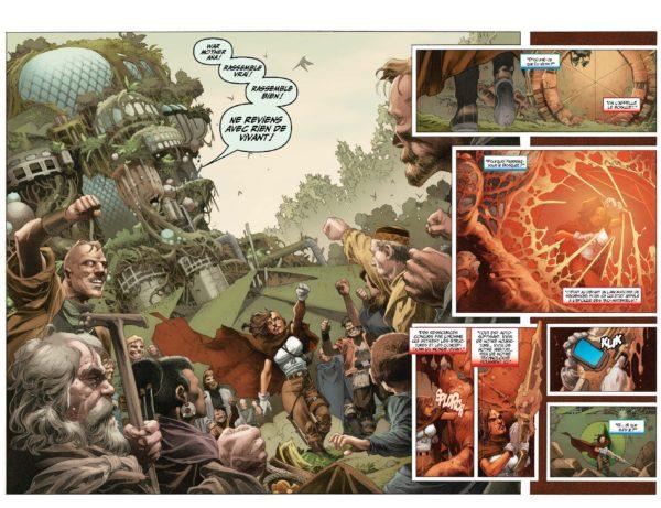 Extrait n°4 du comics War Mother par Fred Van Lente