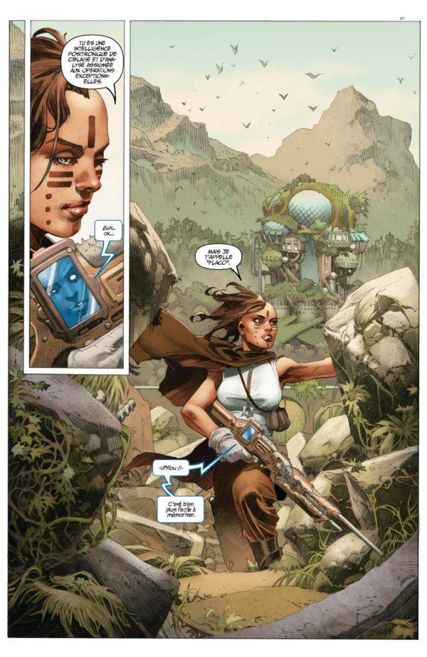 Extrait n°5 du comics War Mother par Fred Van Lente