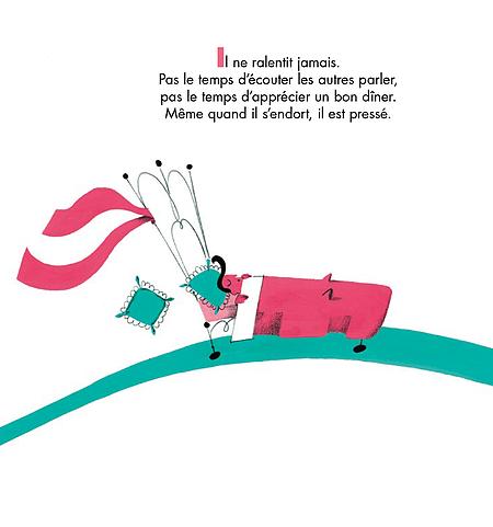 Extrait n°2 de la bd Monsieur Vroum par Etienne Gerin