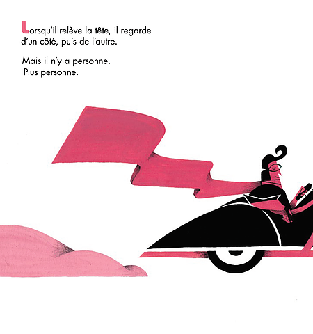 Extrait n°3 de la bd Monsieur Vroum par Etienne Gerin