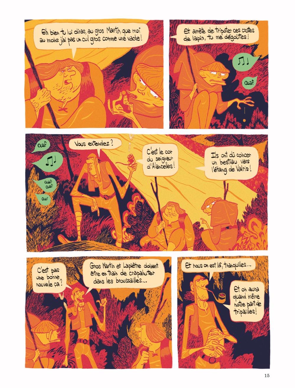 Extrait n°4 tome 1 par Cyril Pedrosa