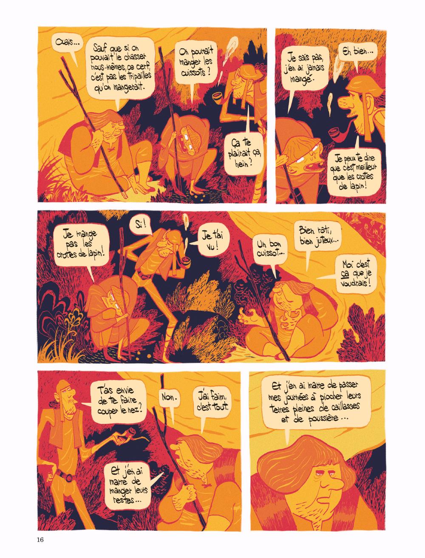 Extrait n°5 tome 1 par Cyril Pedrosa