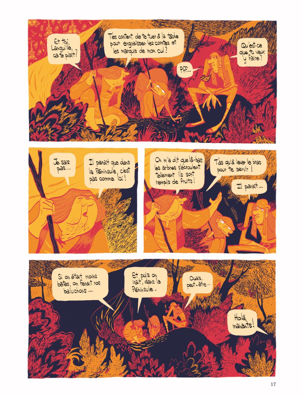 Extrait n°6 tome 1 par Cyril Pedrosa