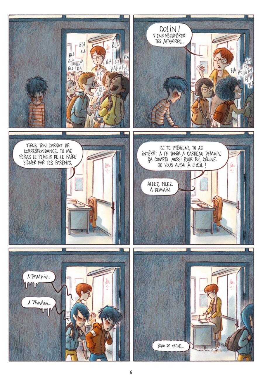 Extrait n°2 tome 1 par Léa Mazé