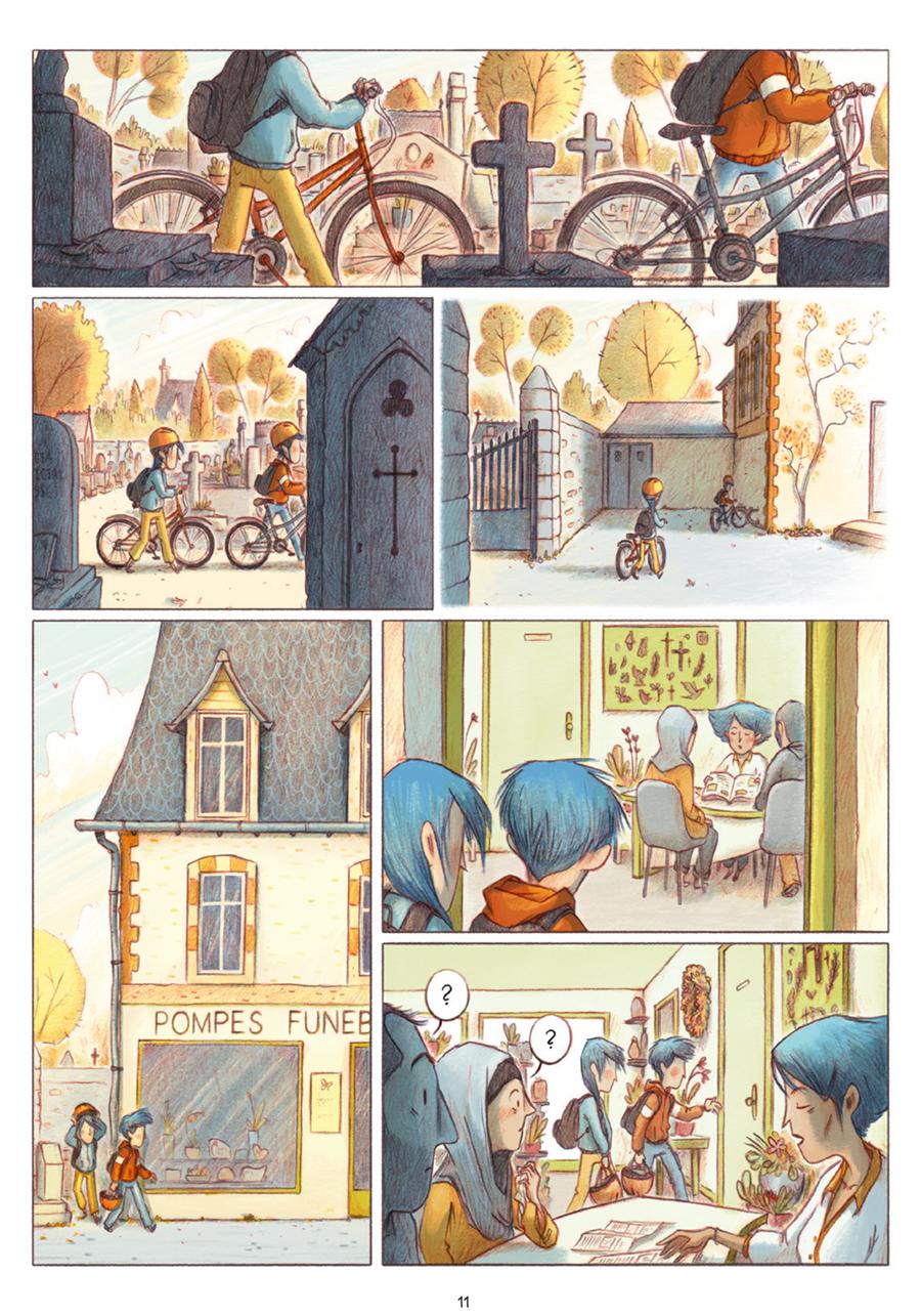 Extrait n°7 tome 1 par Léa Mazé