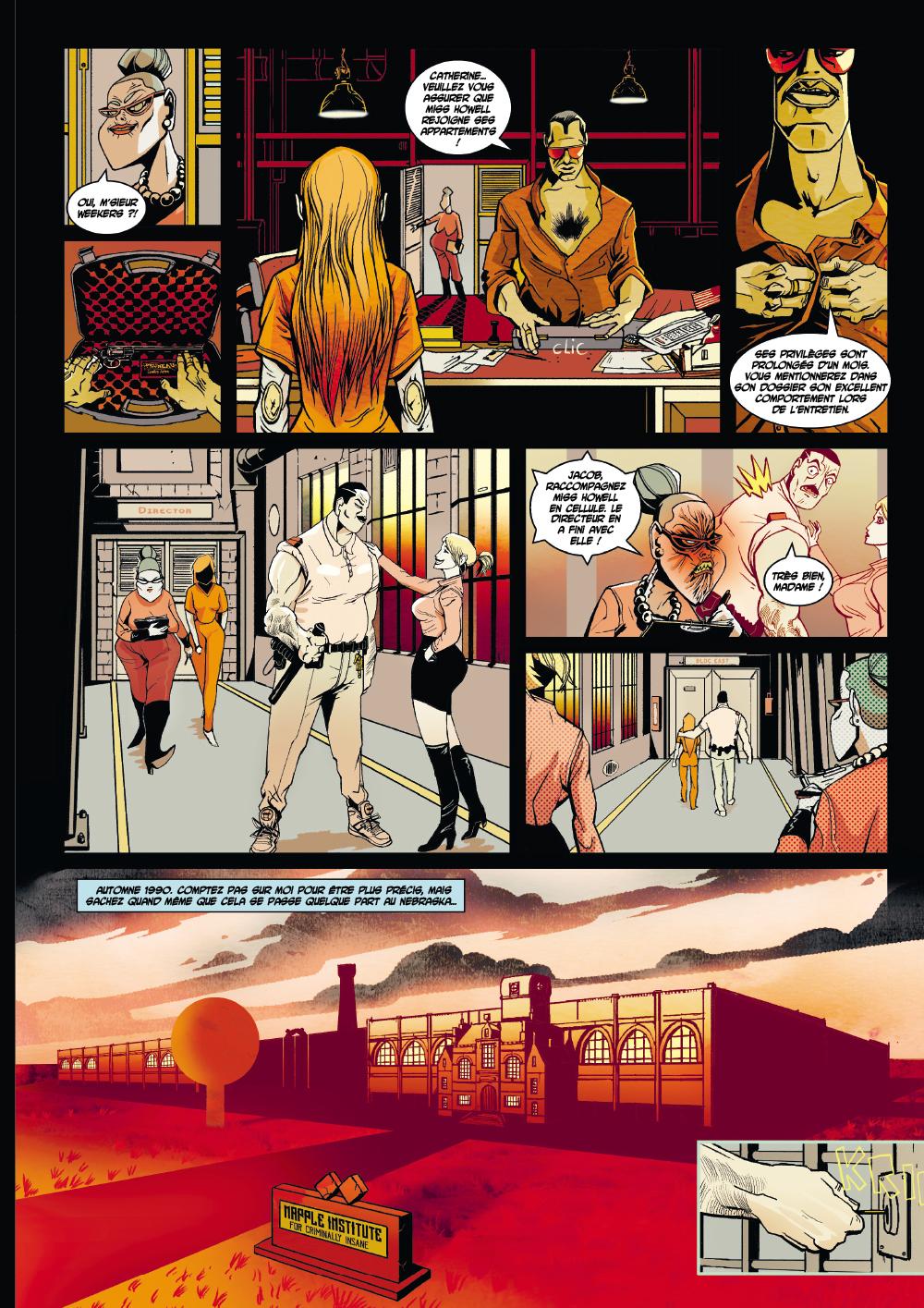 Extrait n°3 du comics par Hasteda