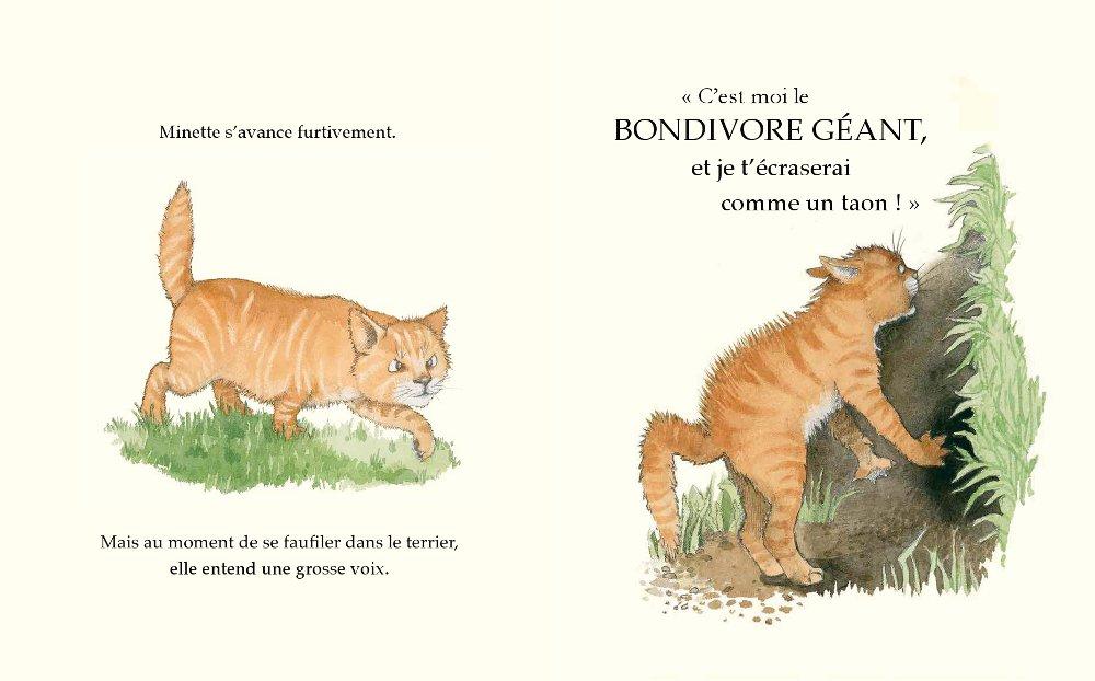 Extrait n°3 de la bd Le Bondivore géant par Julia Donaldson