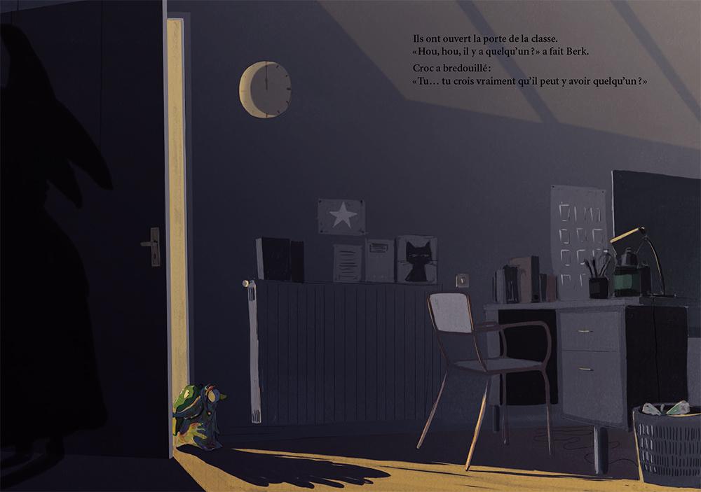 Extrait n°4 de la bd La Nuit de Berk par Julien Béziat