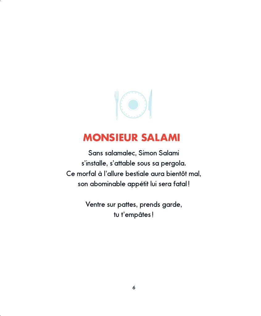 Extrait n°1 de la bd Bestioles par Olivia Sautreuil