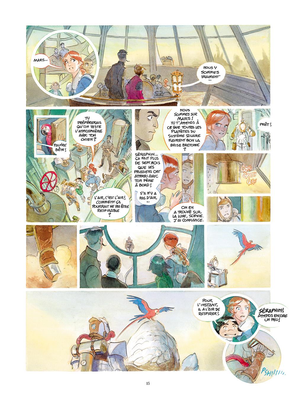Extrait n°7 de la bd tome 4 par Alex Alice