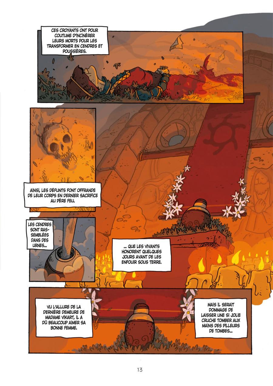 Extrait n°7 de la bd tome 1 par Janne  Kukkonen