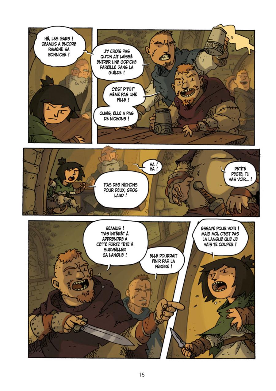 Extrait n°9 de la bd tome 1 par Janne  Kukkonen