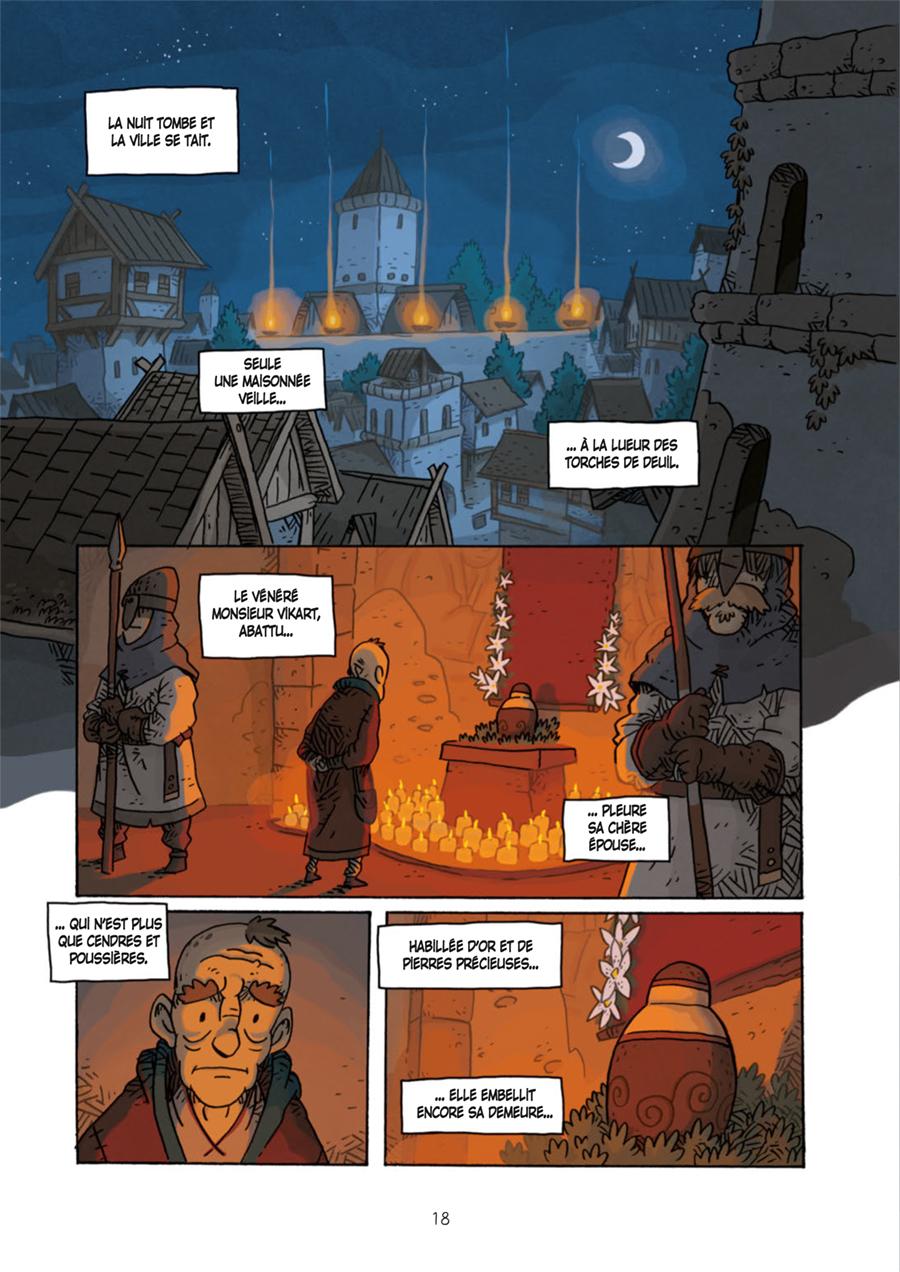 Extrait n°12 de la bd tome 1 par Janne  Kukkonen