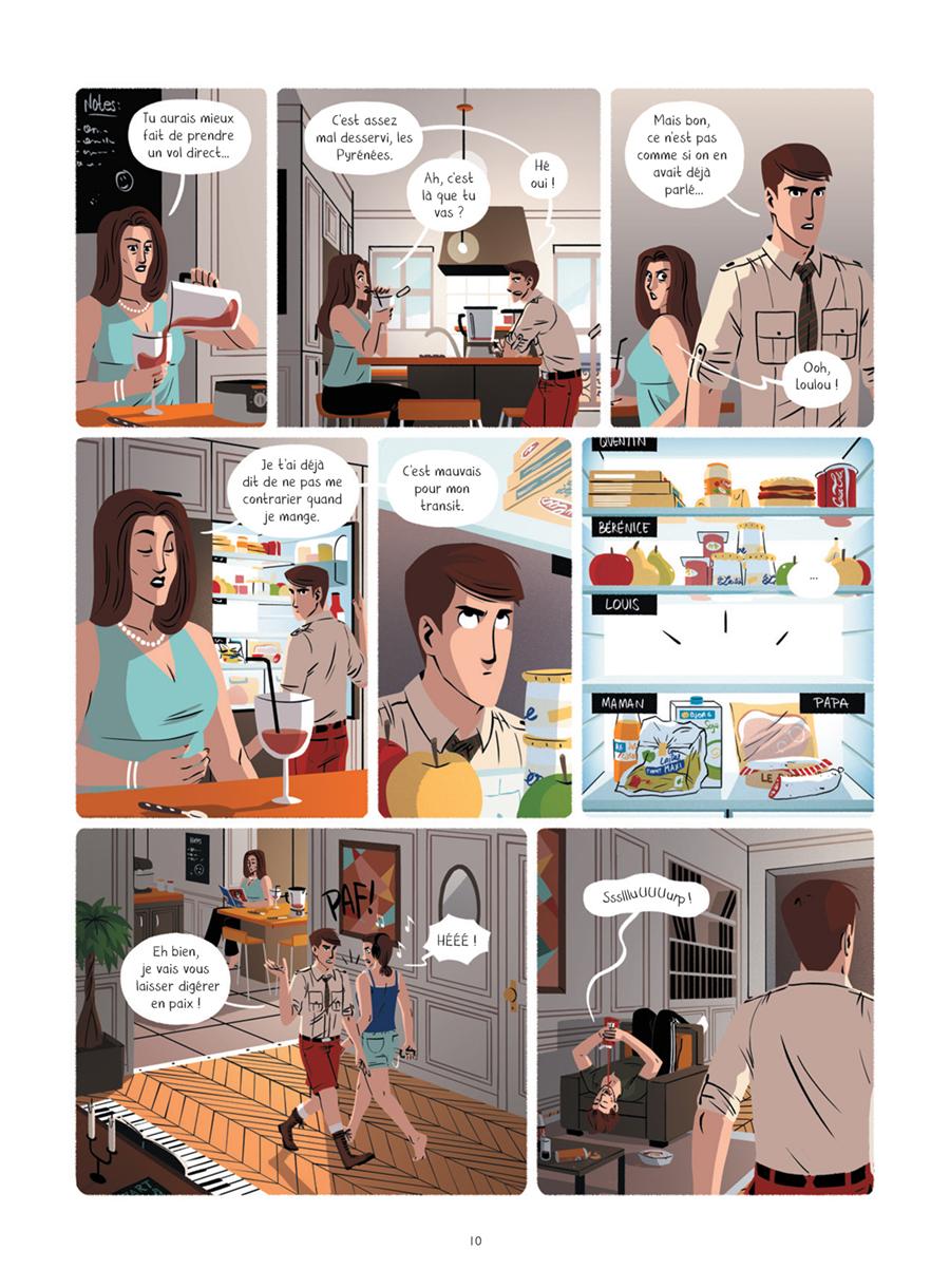 Extrait n°6 Ballade par David Combet
