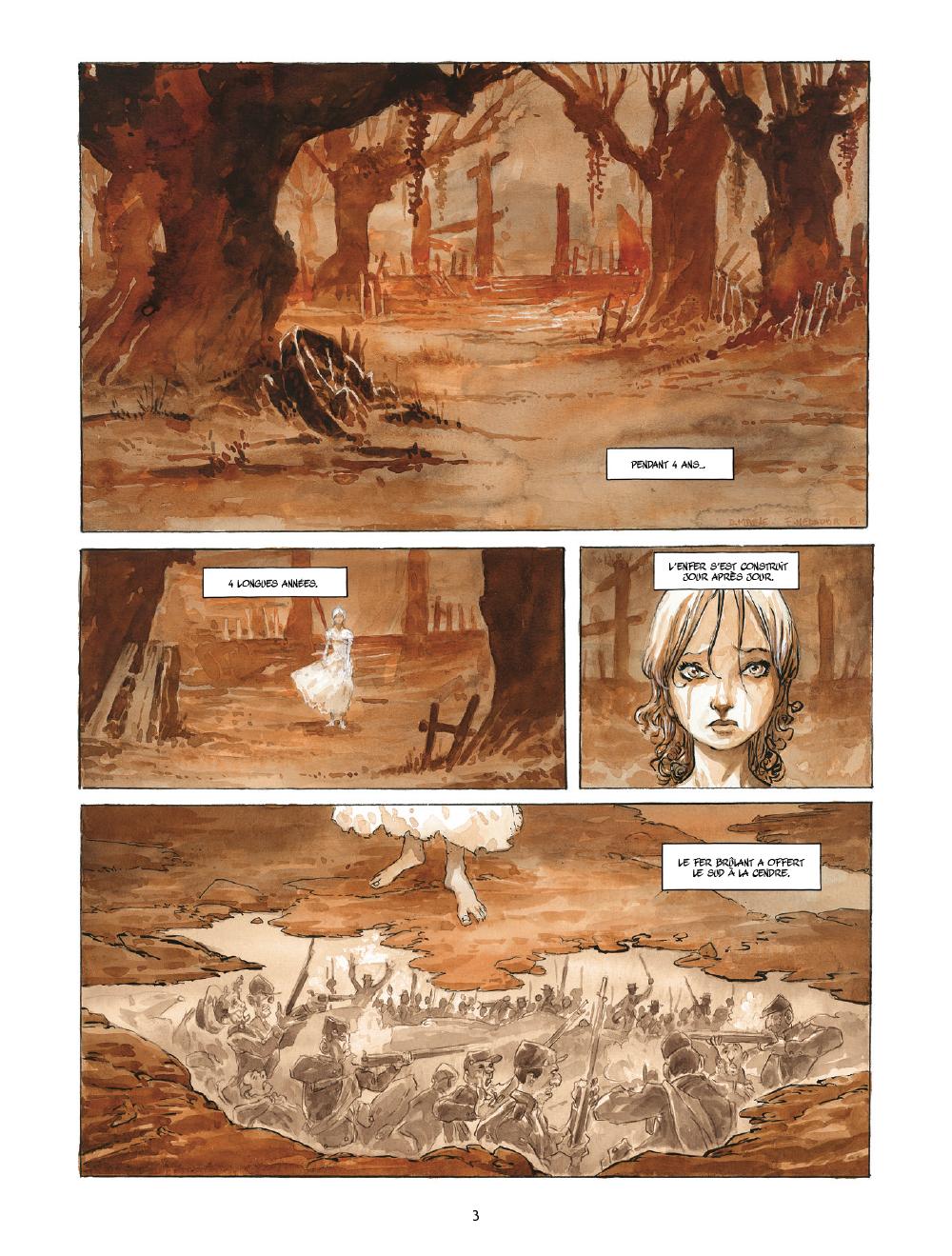 Après l'enfer - T.1 Le jardin d'Alice