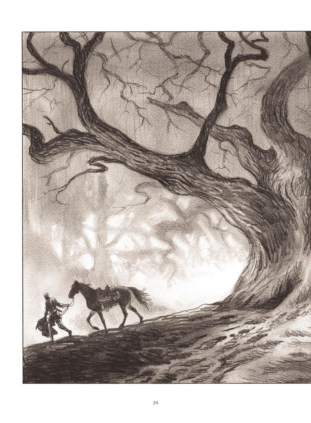 Extrait n°10 de la bd Milady ou Le mystère des Mousquetaires par Frédéric Bihel