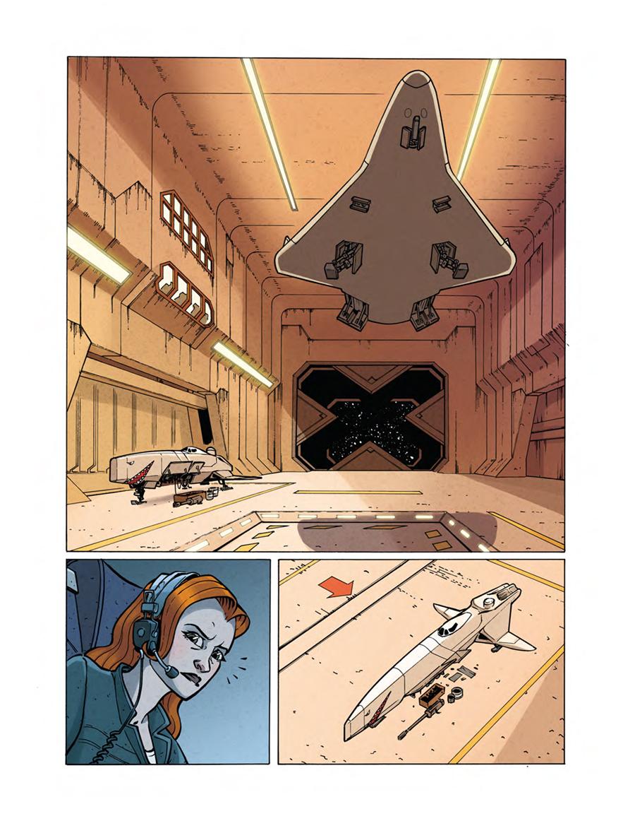 Extrait n°4 de la bd tome 1 par Le Pixx