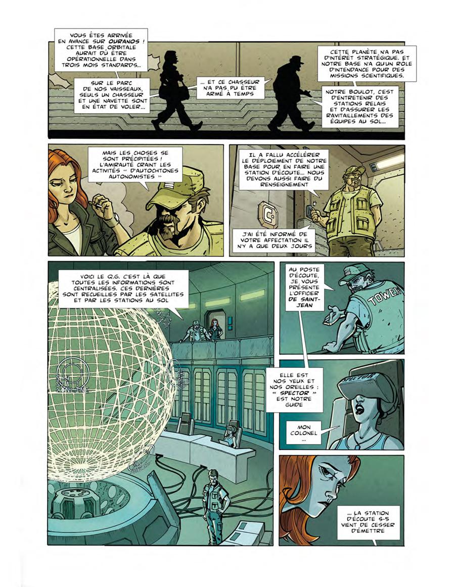 Extrait n°6 de la bd tome 1 par Le Pixx