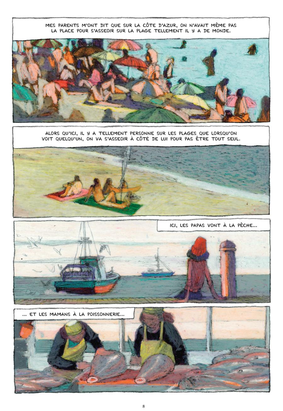Extrait n°6 de la bd tome 1 par Geoff