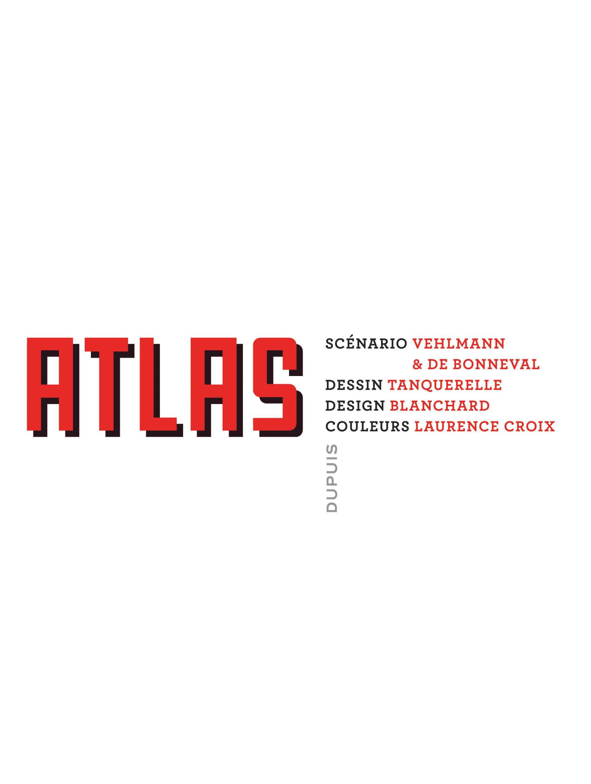 Le dernier Atlas T.1