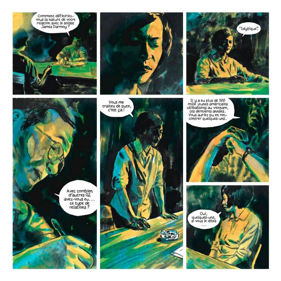 Extrait n°6 tome 3 par Clément Baloup