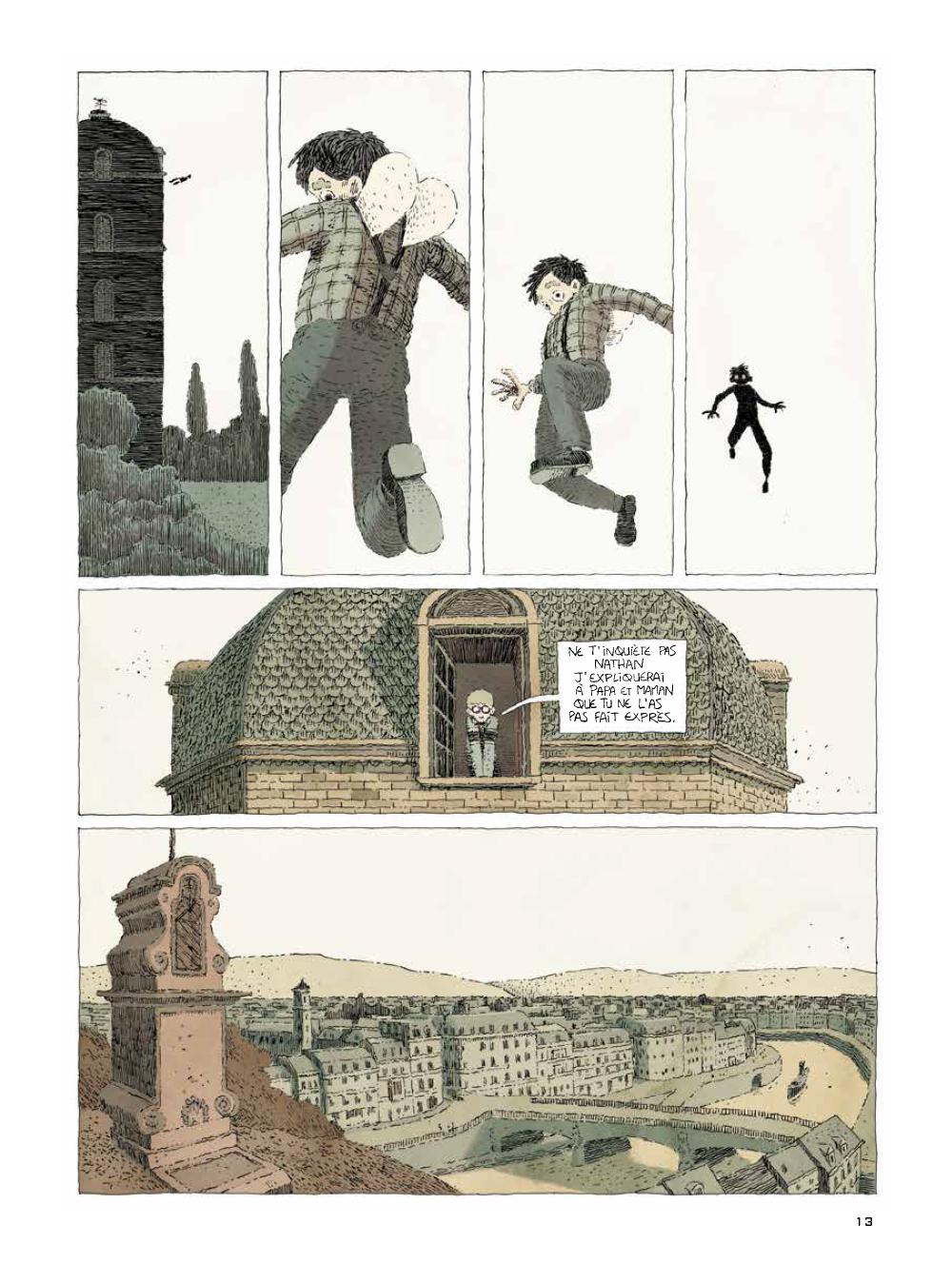 Extrait n°5 de la bd tome 2 par Julien Lambert