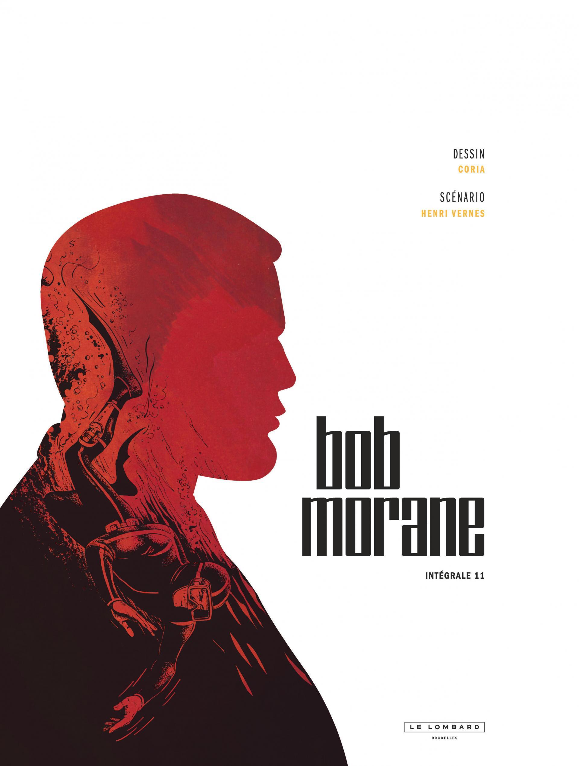 Intégrale Bob Morane nouvelle version tome 11