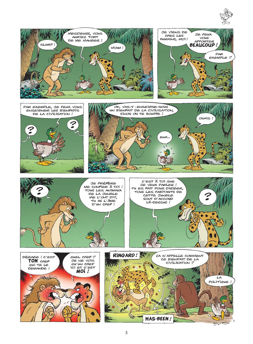 Extrait n°3 tome 1 par Pica