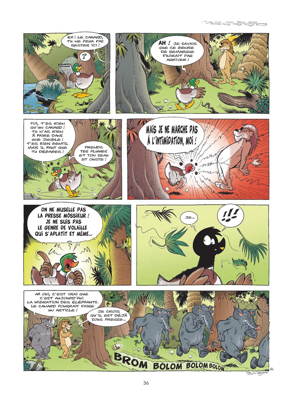 Extrait n°7 tome 1 par Pica