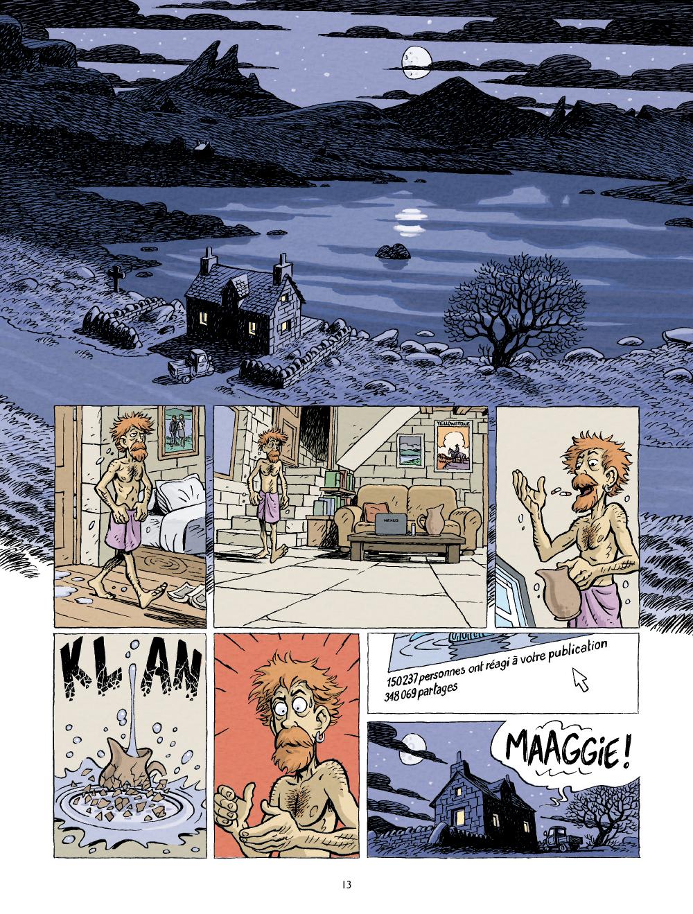 Extrait n°11 Nouveau contact par Bruno Duhamel