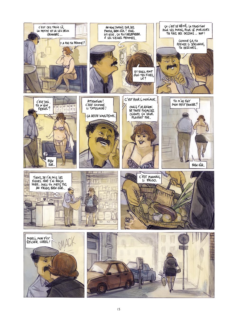 Extrait n°11 de la bd Monsieur Jules par Aurélien Ducoudray