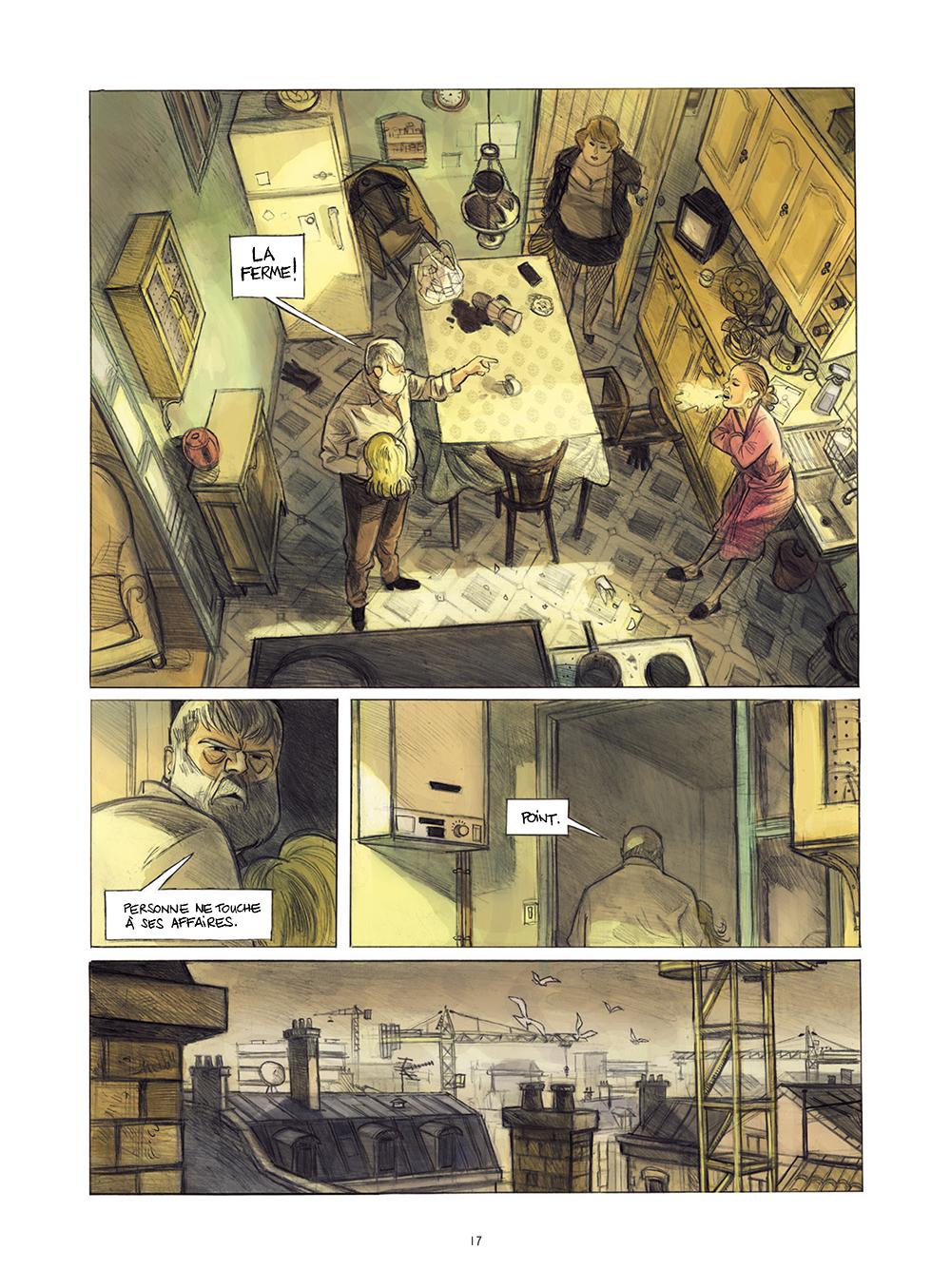 Extrait n°13 de la bd Monsieur Jules par Aurélien Ducoudray
