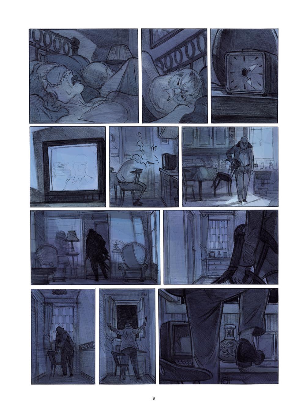 Extrait n°14 de la bd Monsieur Jules par Aurélien Ducoudray