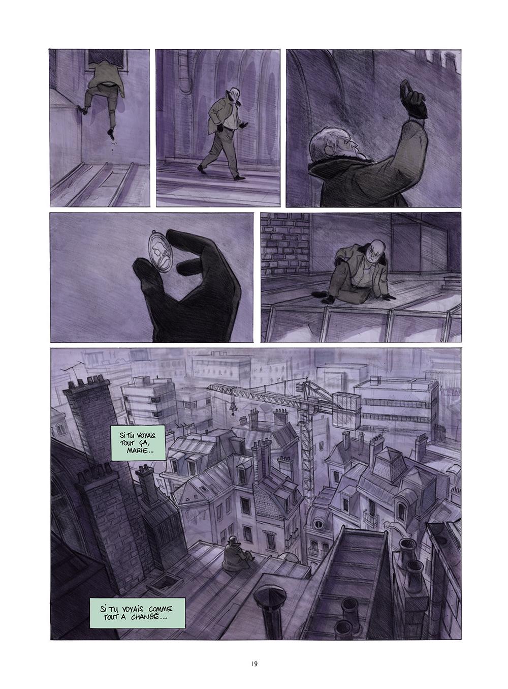 Extrait n°15 de la bd Monsieur Jules par Aurélien Ducoudray