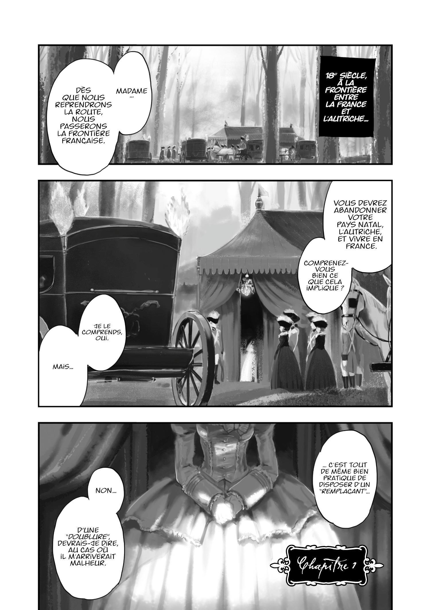 Versailles of the dead Vol.1