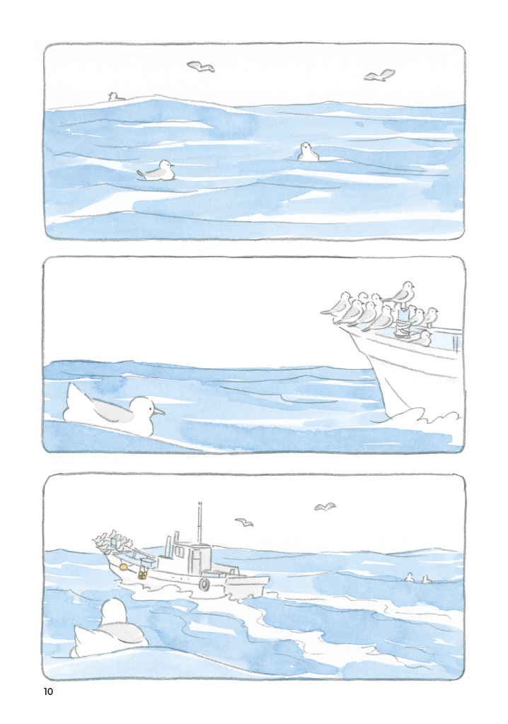 Extrait n°2 du manga tome 2 par Nekomaki